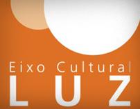 Identidade Visual | Eixo Cultural Luz (2006)