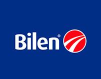 Bilen Car Rental Brand Identity