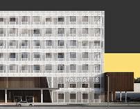 "Hotel ""Habitat 18"""