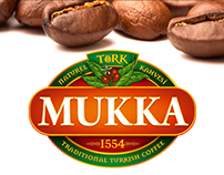 Mukka Kahve Logo & Package Design