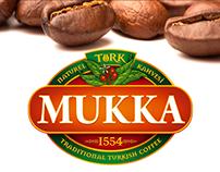 Mukka Kahve Logo & Package Design