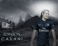 New Wallpaper For Edinson Cavani