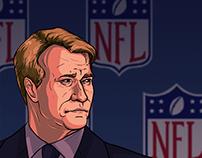 Goodell's NFL