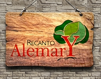 Recanto Alemary - Logotipia