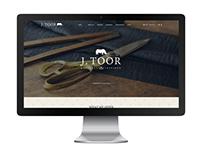 J. TOOR Website