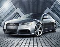 CGI Audi RS5