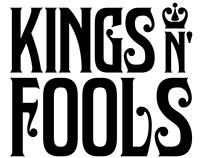 Kings N' Fools - Rock Band - Logo & Web Kit