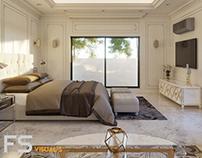 Visualization : Master Bed Room Interior
