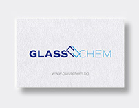 GlassChem Factory Logo