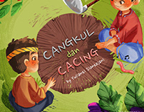"""Cangkul & Cacing"" Children's Book"