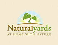 Natural Yards Branding