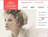 The Luxury Shop