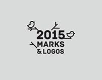 2015 Logos&Marks