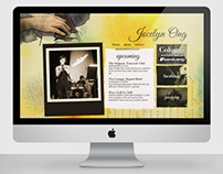 The Official Website of Jocelyn Ong