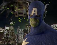 """""""Marvel Avengers: Battle for Earth"""" Cinematics"""