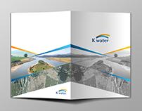 Brochure {K water}
