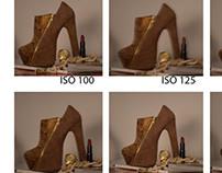 ISO y WB