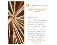 Brochure / Nokomis Foundation Closing Report