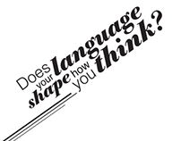 Does your language shape how you think?
