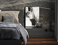 Lioness bedroom