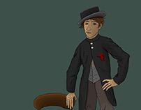 1800's Matt
