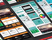 Metrostyle Web UI