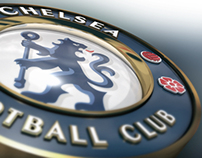Chelsea Logo 3D