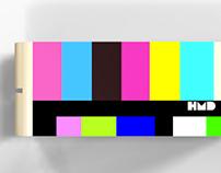 Technicolor furniture