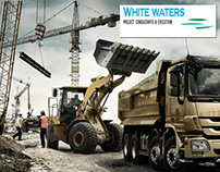 construction companies india - white waters