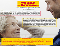 DHL - A sua encomenda é a melhor coisa do mundo