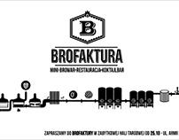 Brofaktura - visual identity