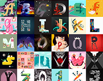 Our Favourite Movies - 36 Days of Type
