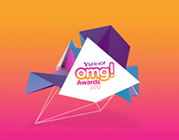 Yahoo! OMG Awards 2012