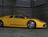 3d car designing