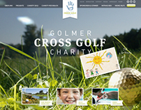 Golmer Cross Golf Charity