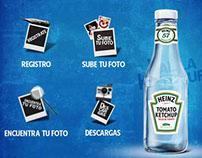 Ketchup Heinz. (Mobile)