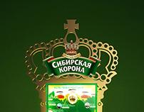 Sibirskaya Korona Pallet