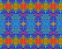 Sarong Pattern Design