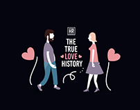 THE TRUE LOVE HISTORY