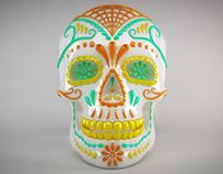 Mex Skull