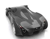 Ferrari F70, 2004 concept
