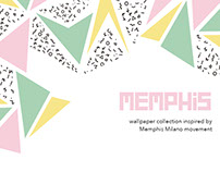 Memphis | Wallpaper Collection