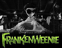 Frankenweenie | Behind the Scenes