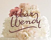 Dear Wendy Torino