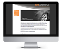 - CPD Automotive Branding and Web Design