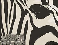Logotipo para produtora audiovisual Zebra