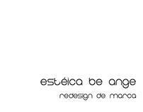 Redesign de marca para a Estética Be Ange