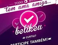 "FiveBlu | APP Facebook ""Amiga Be Like U"""