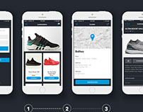 Looksneakers - App