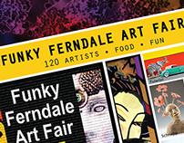 2015 Funky Ferndale Art Fair